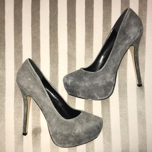 Steve Madden Suede Pumps (New)